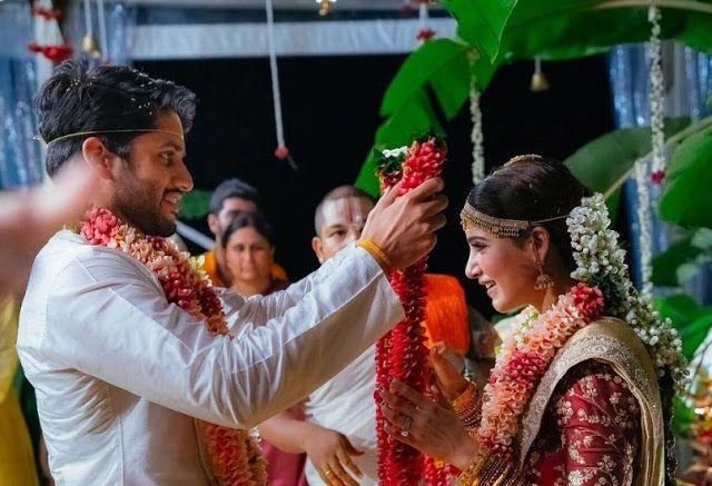 Naga Chaitanya and Samantha Ruth Prabhu tie the knot http://ift.tt/2yuXADc