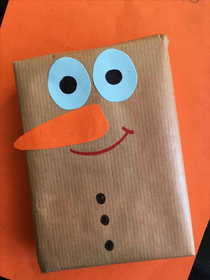 Snowman package