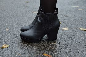 Sammi Jackson - Topshop Alexy Boots