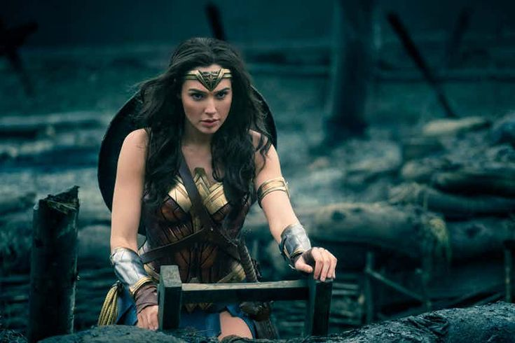 Gal Gadot Kicks Butts In First Official Wonder Woman Clip From Last Night's Tonight Show