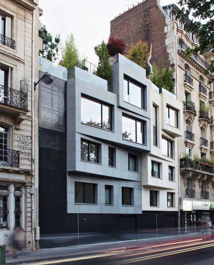 Studio Vincent Eschalier · DEUX HOTELS PARTICULIERS