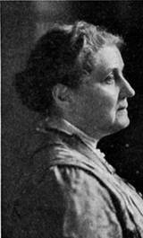 Jane Addams, founder of Hull House, Social work pioneer, champion of women and children. Thank you Jane.