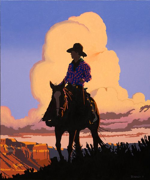 Southwest Art | ... western pop-art and modern western paintings | Southwest Art Magazine