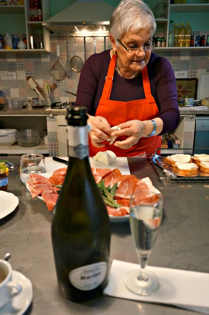 Cooking With Nonna in Rome