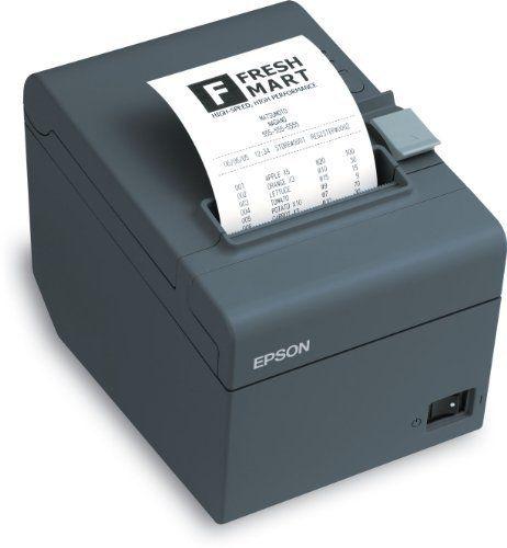 ReadyPrint T20 Direct Thermal Printer - Serial Interface - Monochrome - Receipt Print by Epson. $153.52. Epson ReadyPrint T20 Direct Thermal Printer - Monochrome - Receipt Print C31CB10061 Thermal & Label Printers. Save 48%!