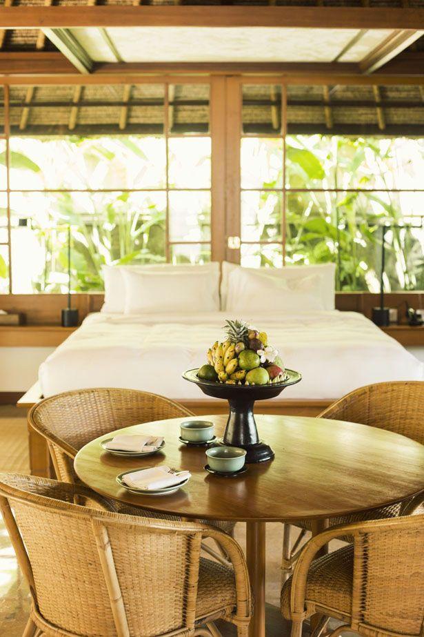 Photographer Jamie Beck Visits The Resort Amandari In Ubud Bali On Vacation