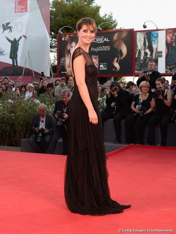 Paola Cortellesi mostra del cinema di Venezia 2013 red carpet