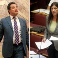 «Σύγκρουση τιτάνων» έγινε στην προανακριτική επιτροπή για τον Γιώργο Παπακωνσταντίνου και τη λίστα Λαγκάρντ μεταξύ του Άδωνι Γεωργιάδη και της Ζωής Κωνσταντοπούλου με τις φωνές να ακούγονται εως το ισόγειο του Κοινοβουλίου! Συγκεκριμένα, έπειτα από περίπου πέντε ώρες εξαντλητικής εξέτασης …>>>
