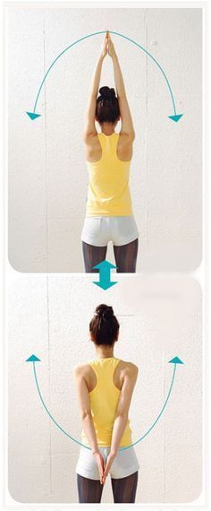 Exercícios para afinar os braços