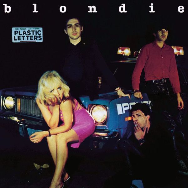 BLONDIE - PLASTIC LETTERS-Sealed-New Record on Vinyl Track Listing - Fan Mail - Denis - Bermuda Triangle Blues (Flight 45) - Youth Nabbed As Sniper - Contact In Red Square - (I'm Always Touched) By Yo