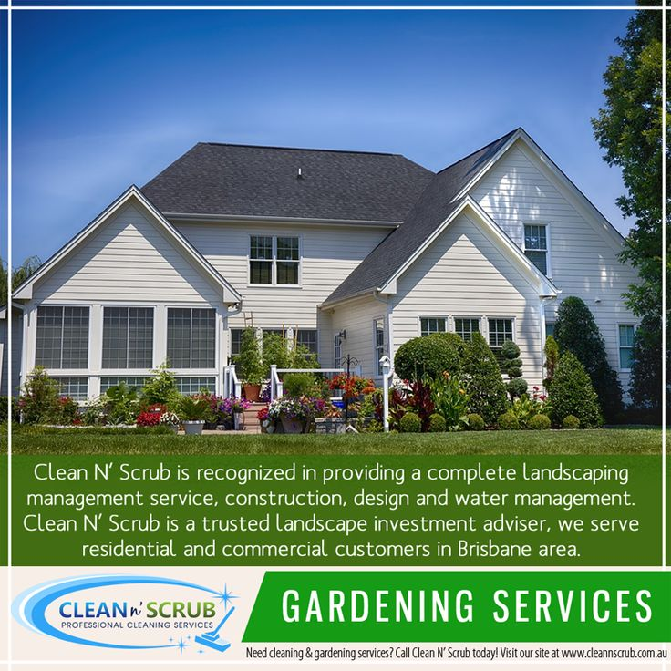 Clean N' Scrub landscaping service, we offer an array of solutions that will revamp any backyard to a whole new look. If you want to give your garden a makeover or maintenance our team of gardeners and designers will help you with every step of the way. From planning to completion, we will support you. We will provide you a Free Quote and timeline to complete the project so there are no surprises.  Visit our website at www.CleanNScrub.com.au to view our services. #gardening