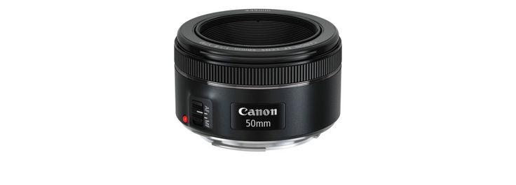 #Obiettivo #Canon EF 50mm f/1,8 STM, per #ritratti e sfondi #sfocati