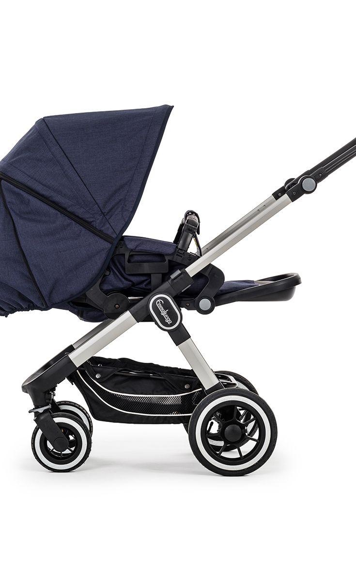 Nxt60 F Stroller Lightweight Lie Flat Urban Comfort With Images Stroller City Stroller Modern Baby