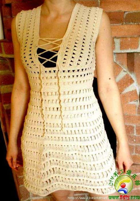 Crinochet: Jennifer Aniston's Dress, Sunflower Dress and everything white