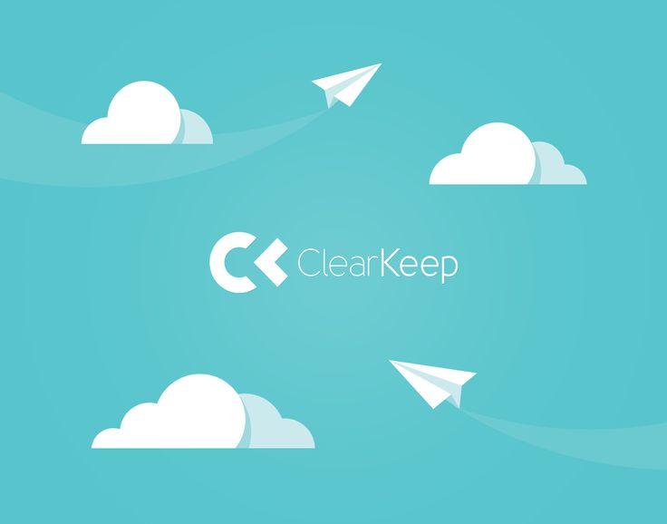 Clear Keep on Behance