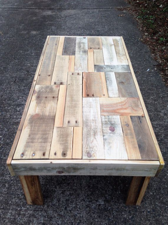 coffee table reclaimed wood coffee table by eraleaven on etsy 325