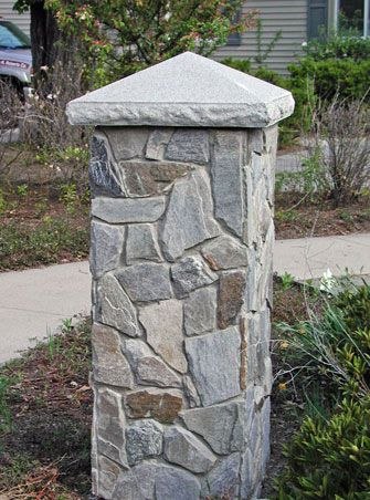 8 Best Pillars Amp Posts Images On Pinterest Granite