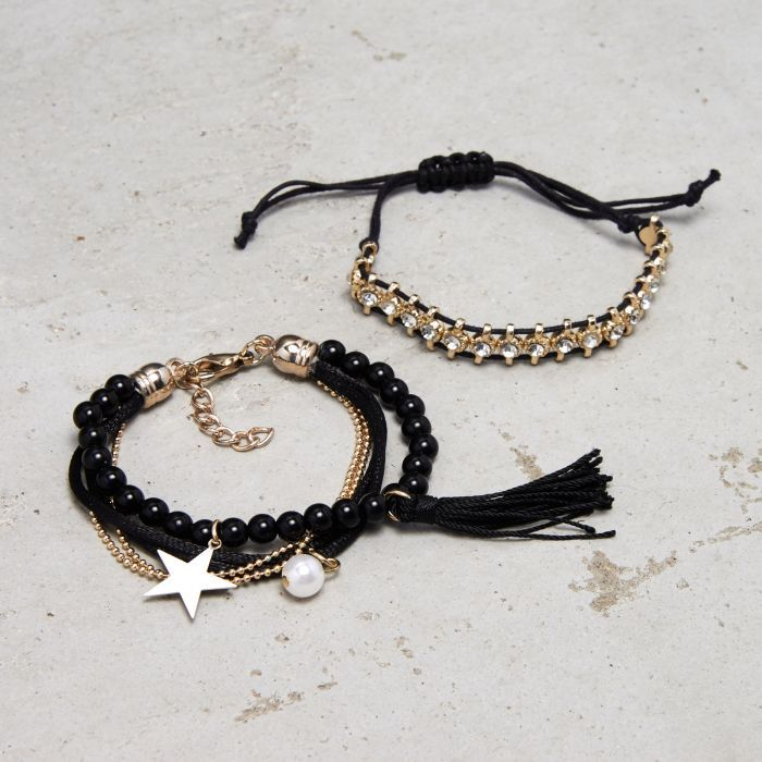 SET OF BRACELETS, CROPP