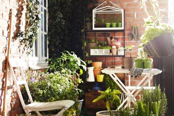 1000 images about terrazzo on pinterest santorini for Arredamento da terrazzo offerte
