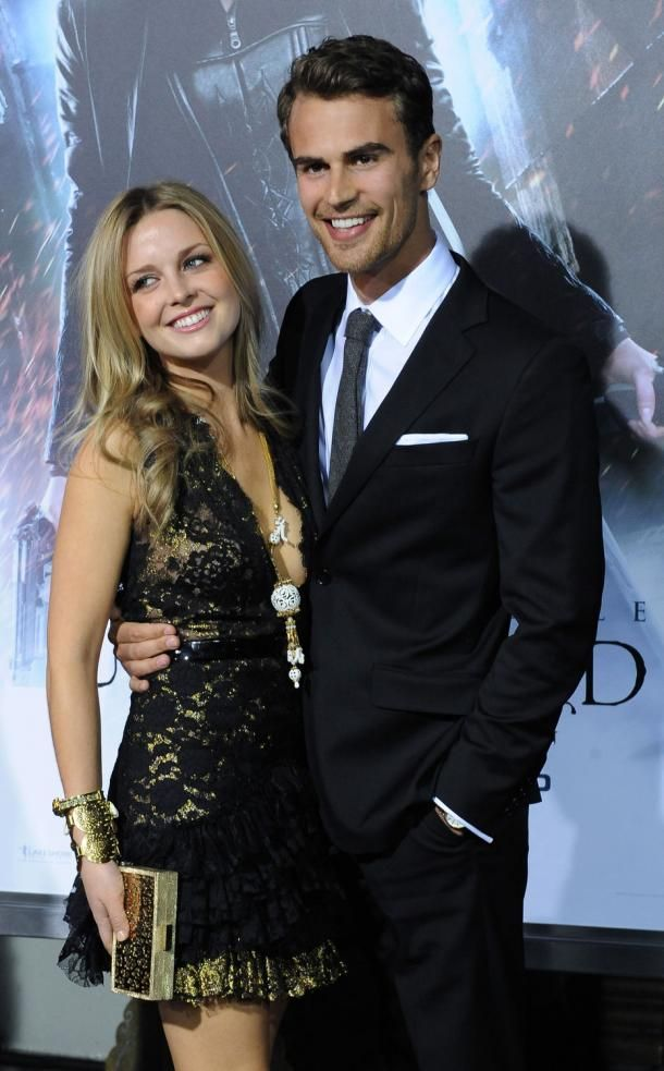 Ruth Kearney And Theo James Theo James Pinterest