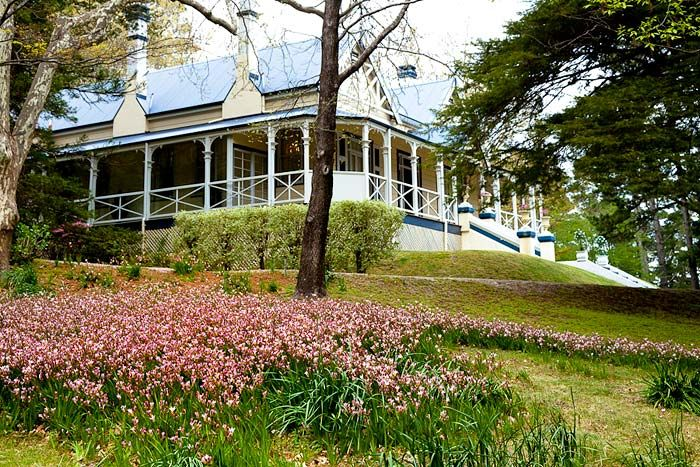 Yester Grange : Blue Mountains Weddings, Functions and Wedding Reception Venue