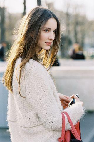 Paris Fashion Week AW 2015....Clémentine