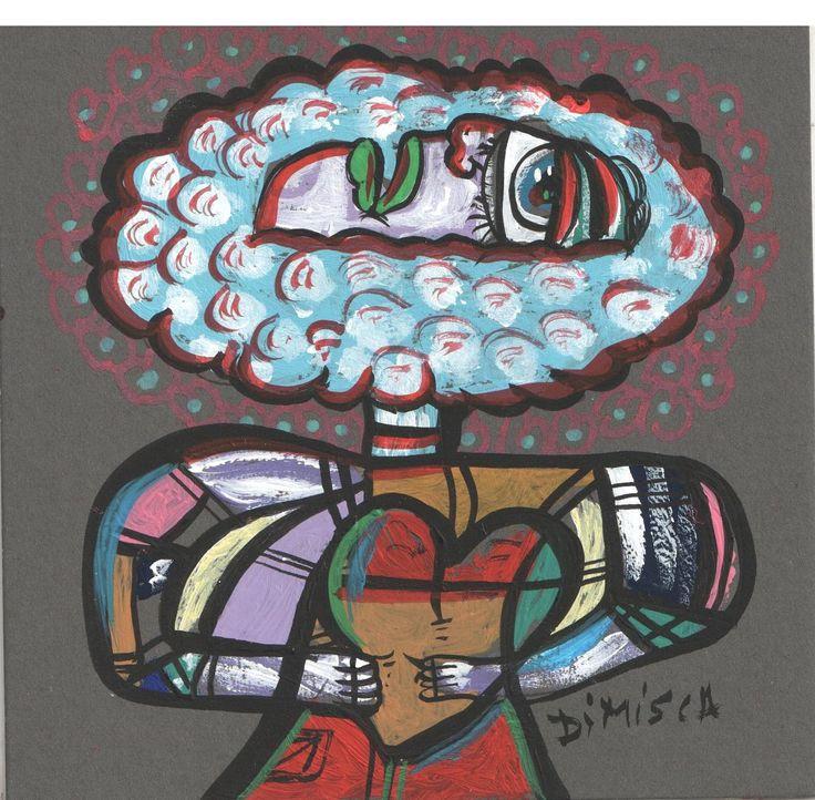 Laurentiu Dimisca Cu capul in nori