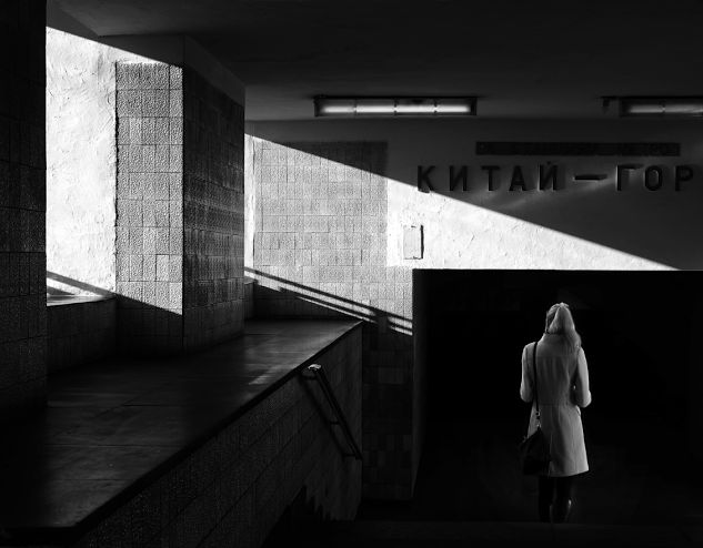 © Vlad Sidorak light&shadows mood