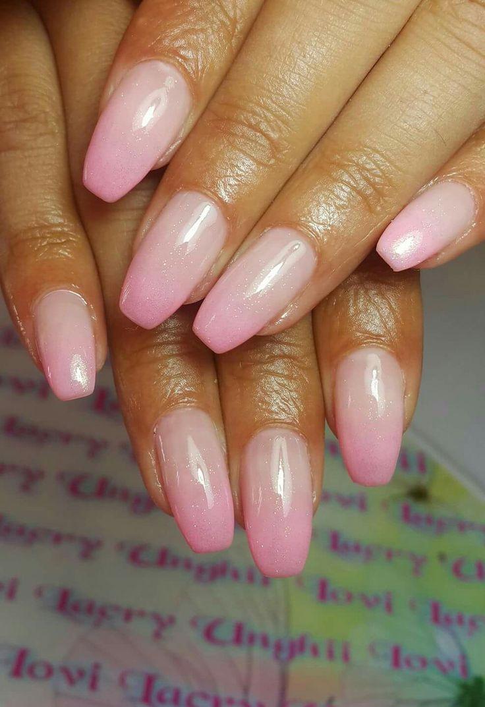 Degrade nails