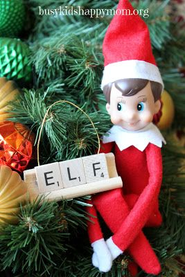 30 G rated photos on this page for Elf-on-the-Shelf!
