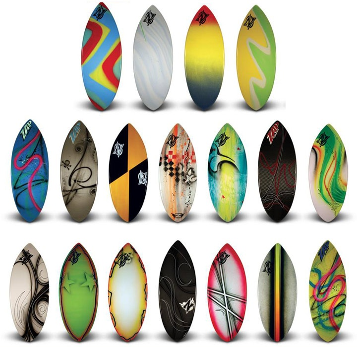 Zap Large Wedge Skimboard Colors We Love The Outer Banks Pinterest Surf Beach And