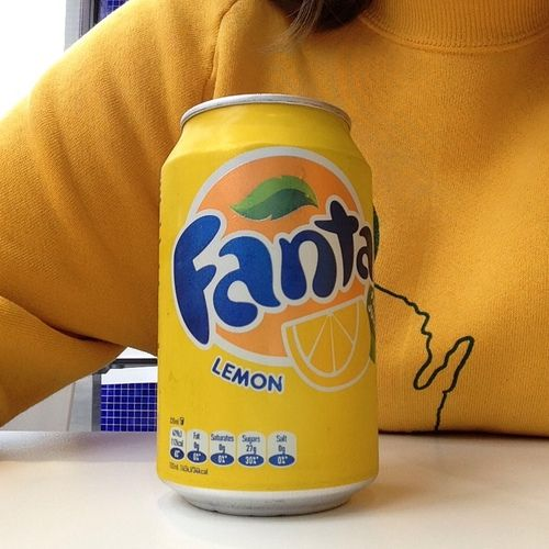 i dont think u get it lemon fanta is incredible // castellatedly