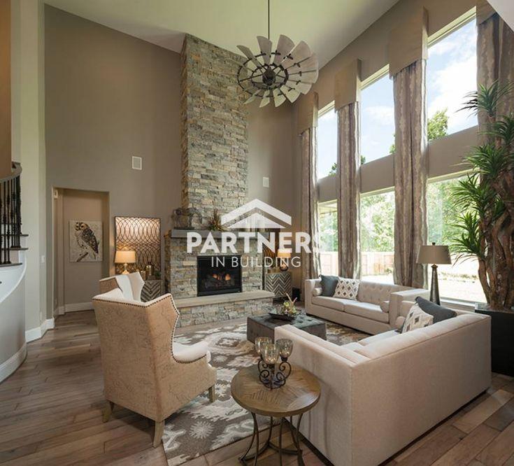 Custom Luxury Home Design Gallery | Partners In Building