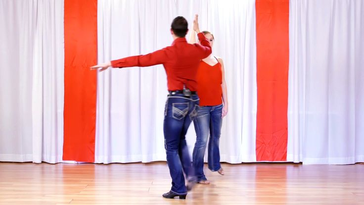 3Tips for One Foot Spins - West Coast Swing