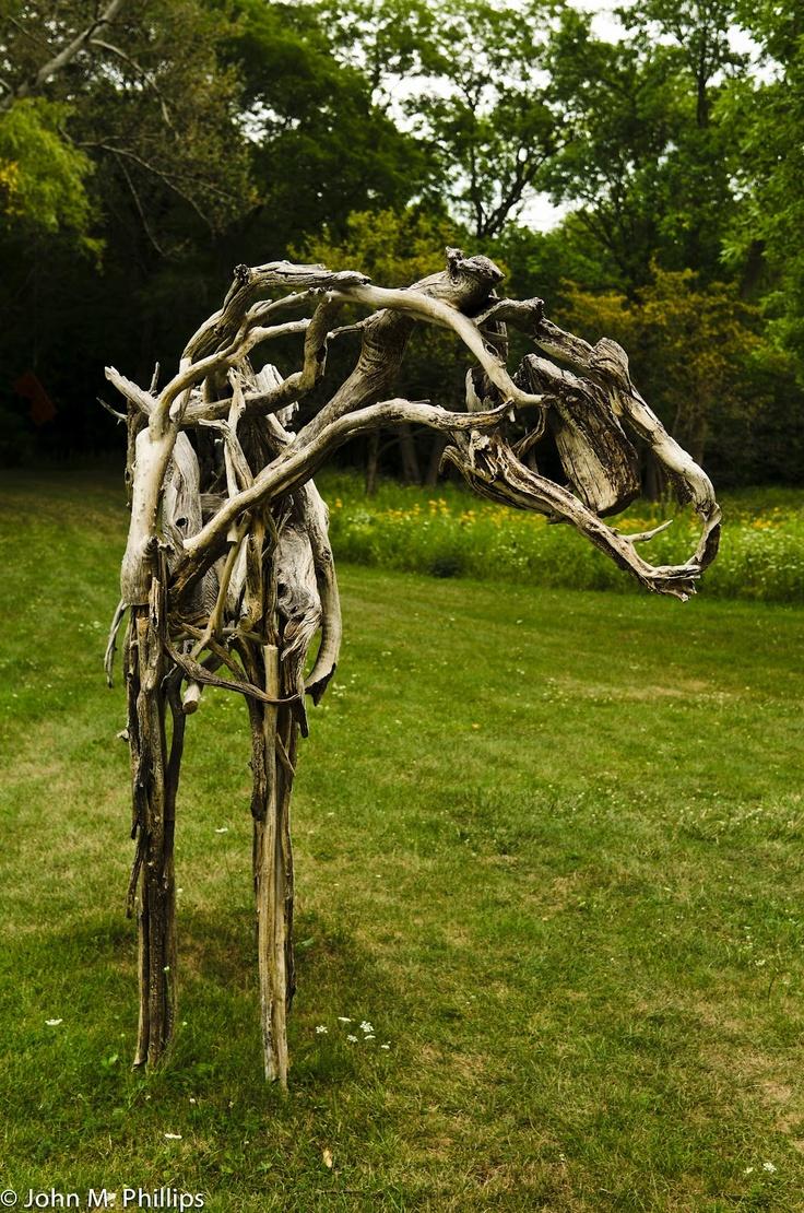 Contemporary Garden Sculpture Design In Sloping Body And Monkey Art Ideas,  29 Patio U0026 Garden U0026 Decoration Designs In Sculpture And Statue Garden  Ornaments ...