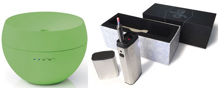 Stadler Form Jasmine Diffuser and the Glo E-Torch 420 Holiday Gift Picks!