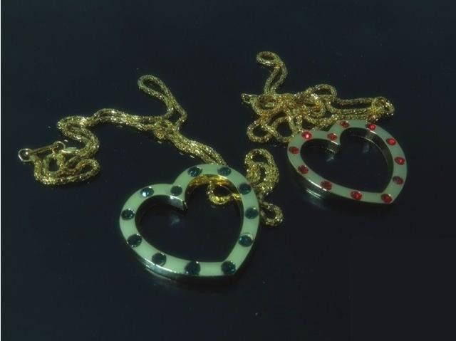 В форме сердца алмаз завтра кольцо, красный/зеленый, макро магии и этап фокусы, карты магия реквизит, Высокое качество, ул
