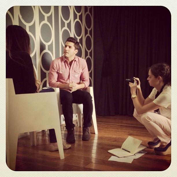 Entrevista a @julioreguia de Reik.