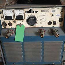 Used Miller Welding Machine