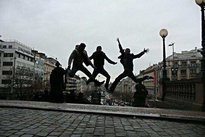 We had fun in Prague