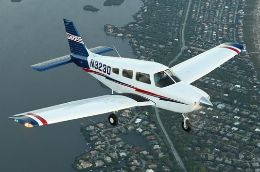 Piper Aircraft Announced an Order for Additional Archers to ATP Flight School.