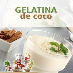GELATINA DE COCO Ingredientes: 2 tazas de agua de coco 1 taza de leche de coco sin azúcar 2 sobres de grenetina 1 taza de coco rayado sin azúcar (opcional) Preparación: 1. Pon a calentar en baño maría el agua de coco junto con la leche de coco, hasta que hiervan. 2. Agrega el …