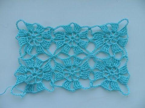 Мотивы безотрывным способом.От простого к сложному 1(knitting motif) (уз...