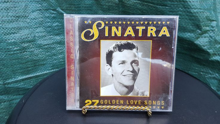 FRANK SINATRA 27 GOLDEN LOVE SONGS  CD