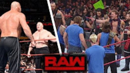 WWE Raw 14th November 2016 Full Show HD