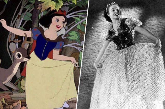Personajes que creías ficticios y realmente vivieron! Blanca Nieves - Margaret Champion