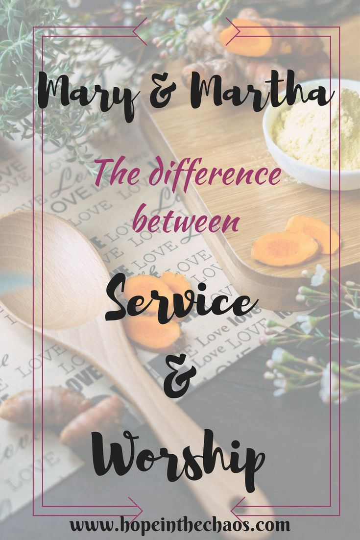 Luke 10:38-42 - Looking at the story of Mary and Martha, two sisters with different priorities and learning how you can have the good part too.