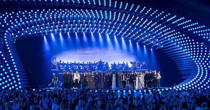 Los concursantes. http://www.rtve.es/television/eurovision/