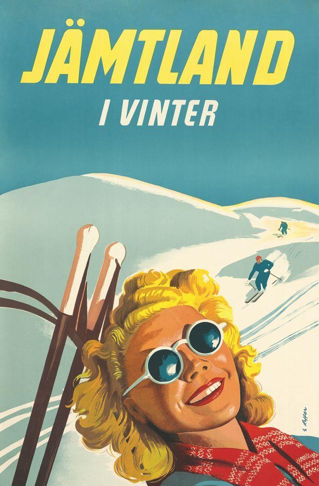 Jämtland i vinter (Erik Heffer)