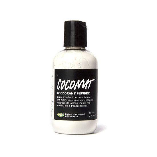 Alternatives for deodorant